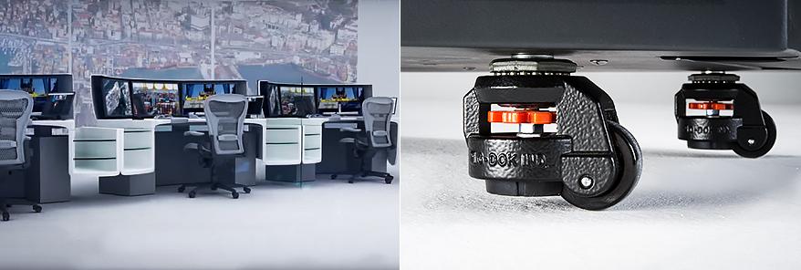 Brieda Cabins - Remote Control Desk details
